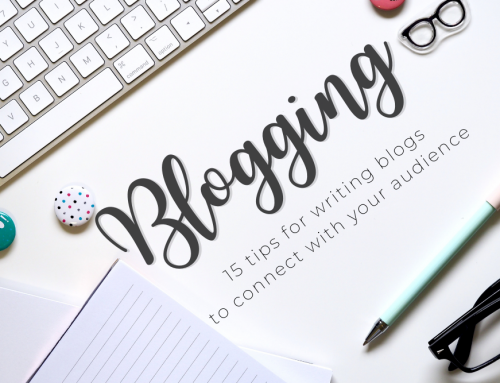 Short and sweet tips for blog writing!